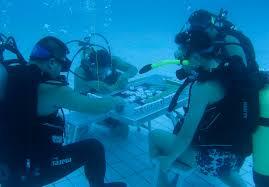 underwatergaming