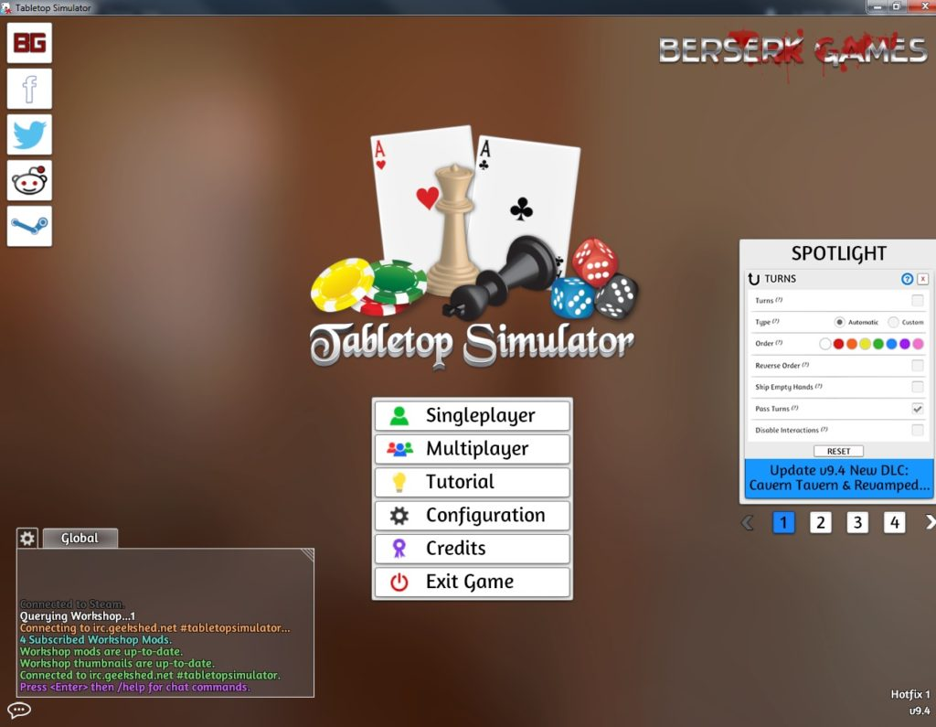 Creating A Tabletop Simulator Mod 3dtotal Games3dtotal Games